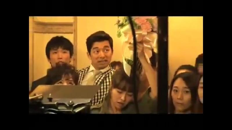 3 Серия Свадьба [BTS] Gong Yoo Lee Min Jung Bouquet Elevator Scenes