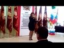 Ты ждешь Лизавета исп Надежда Глушкова Концерт в музее трудовой славы АО Калугапутьмаш посвященный Дню защитника Отече