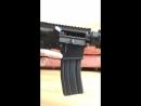 WE M4A1 CQB open bolt gbb carbine