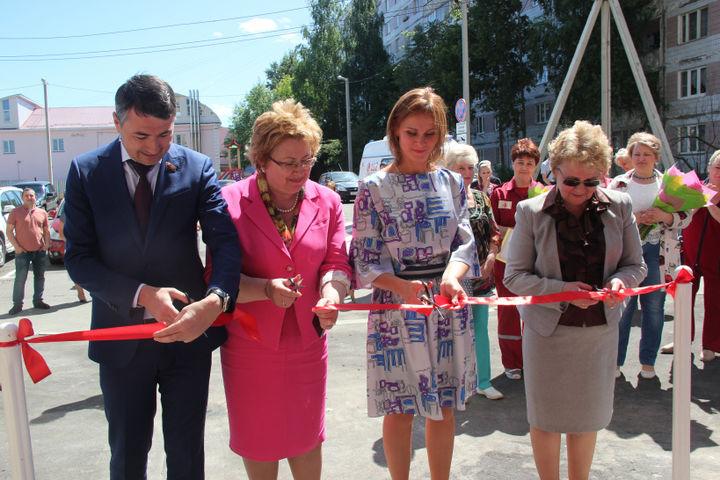 В Дмитрове на улице Сиреневой открылся пост скорой медицинской помощи