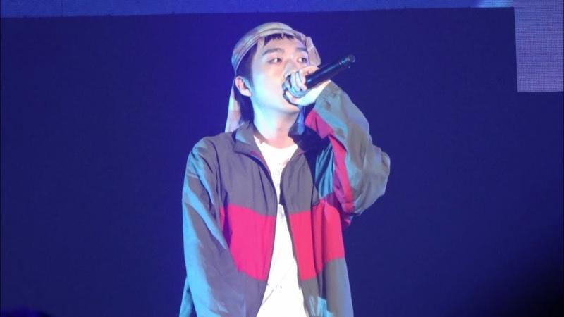[04.08.2018] Woo WonJae - Move (KB Kookmin Bank Liiv Concert)