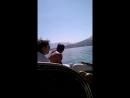 Мы на катере