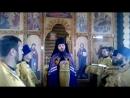 Речь Епископа Кузнецкого и Никольского Нестора по окончании богослужения