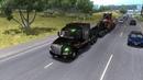 Сложности компании.Перевозим Гусеничний трактор из DLC Heavy Cargo Pack.