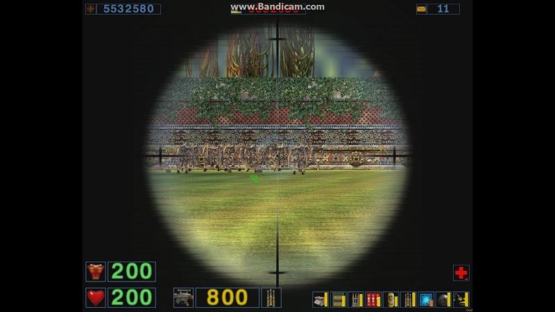 Вспоминая хорошо забытое старое-Serious Sam The second Encounter-Violence Mod v3.0
