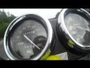 Honda CB400 SF Разгон и максимальная скорость.mp4