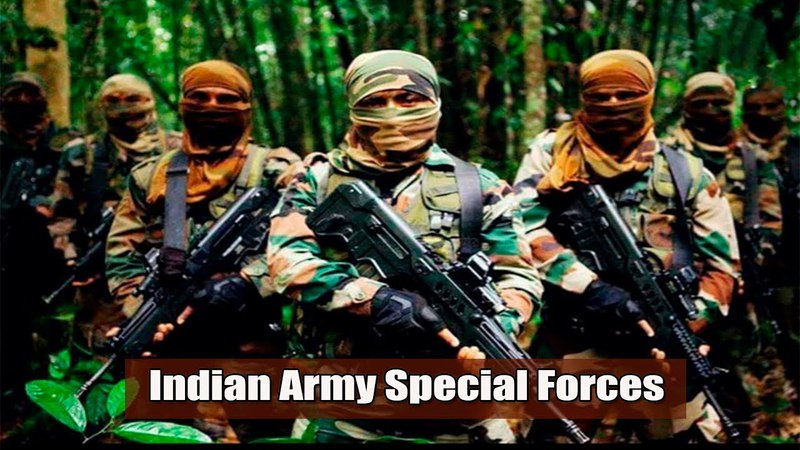 Indian Army Special Forces - PARA SF | MARCOS | NSG (2018 ᴴᴰ)