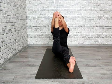 Хатха йога йогатерапия 43 Прямая трансляция