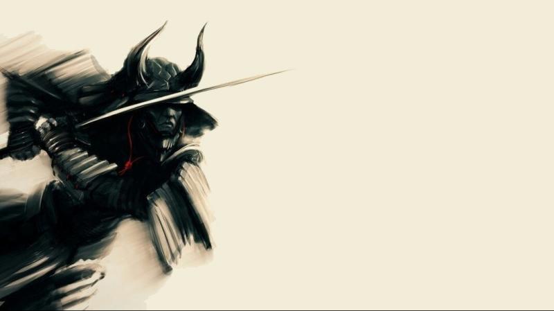 Сегун Токугава - великий самурай полководец.