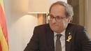 Шоу Алекса Салмонда. Мы хотим самоопределения Каталонии — новый глава правительства