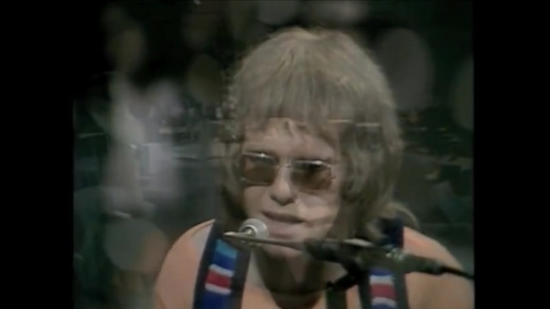 Elton John - Your Song (1970)