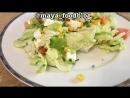 Овощной салат с сыром фетакса рецепт от