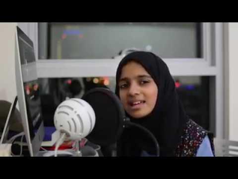 Masha Allah, Must listen, Urdu Arabic and English, Naat , Ayesha Abdul Basit Naat 2018,
