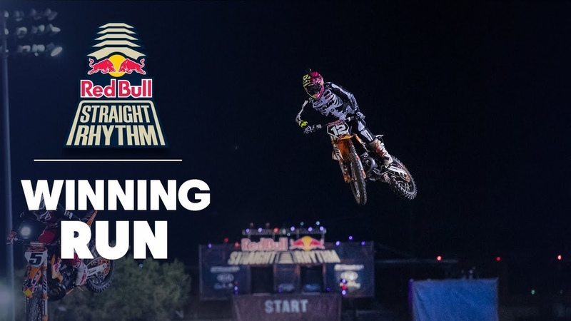 Shane McElrath's Winning Run   Red Bull Straight Rhythm 2018