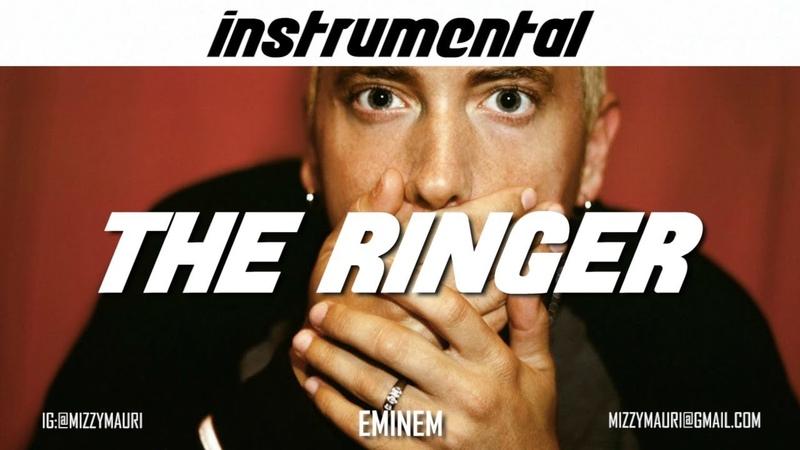 Eminem - The Ringer (INSTRUMENTAL) *reprod*