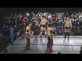 Brahman Shu, Brahman Kei vs. Hideki Suzuki, Keisuke Okuda (Hagure IGF - International Launching Business)