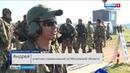 В Смоленской области соревнования на лучший отряд спецназа завершились Гвардейским биатлоном