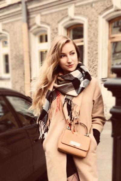 Полина Соколовская