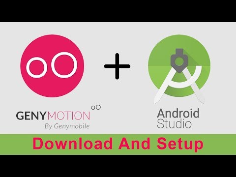 How to Install and Setup Genymotion Emulator for Android Studio