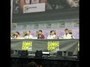By sidsmeets - The cast of Preacher at sdcc2018
