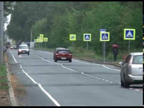 На Клубной и 1-я Шоссейной в Ярославле прошла предварительная приемка ремонта дорог