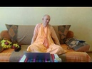 BVV Narasimha Swami, SB 6.3.19 Blagoveshchensk, 02.08.2018 (Eng-Rus)