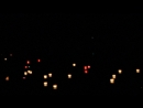 Водные фонарики на ореховом озере ч.1