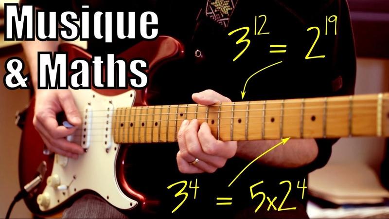 Les mathématiques de la musique (avec Vled Tapas) —Science étonnante 41