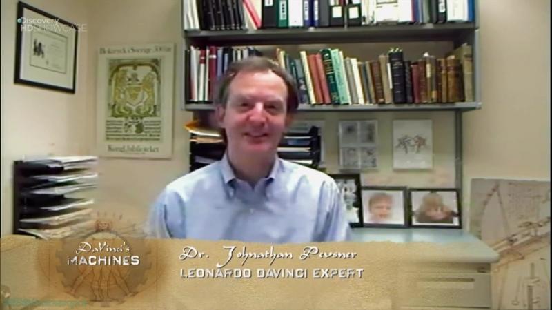 Discovery Аппараты Да Винчи 05 Самодвижущиеся тележки Научно познавательный исследования 2009