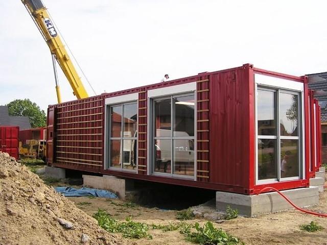 Этапы строительства дома из контейнеров!