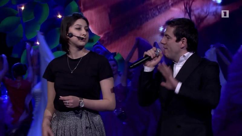 HaykoAni Hunanyan Yerevani gishernerum live in Yerevan 2018
