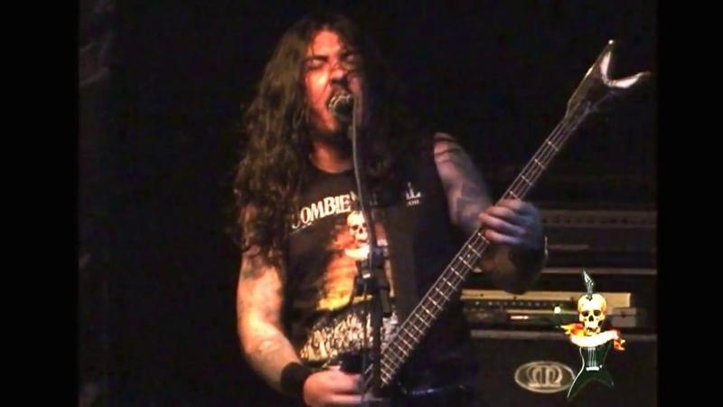 KRISIUN Live Zoombie Ritual 2011