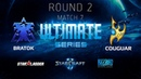 2018 Ultimate Series Season 1 — Round 2 Match 7: BratOK (T) vs Couguar (P)