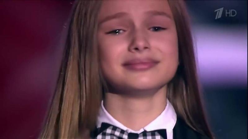 Голос Дети ! Судьи В Шоке !! Кавер Je t'aime VOICE OF KIDS RUSSIA2016