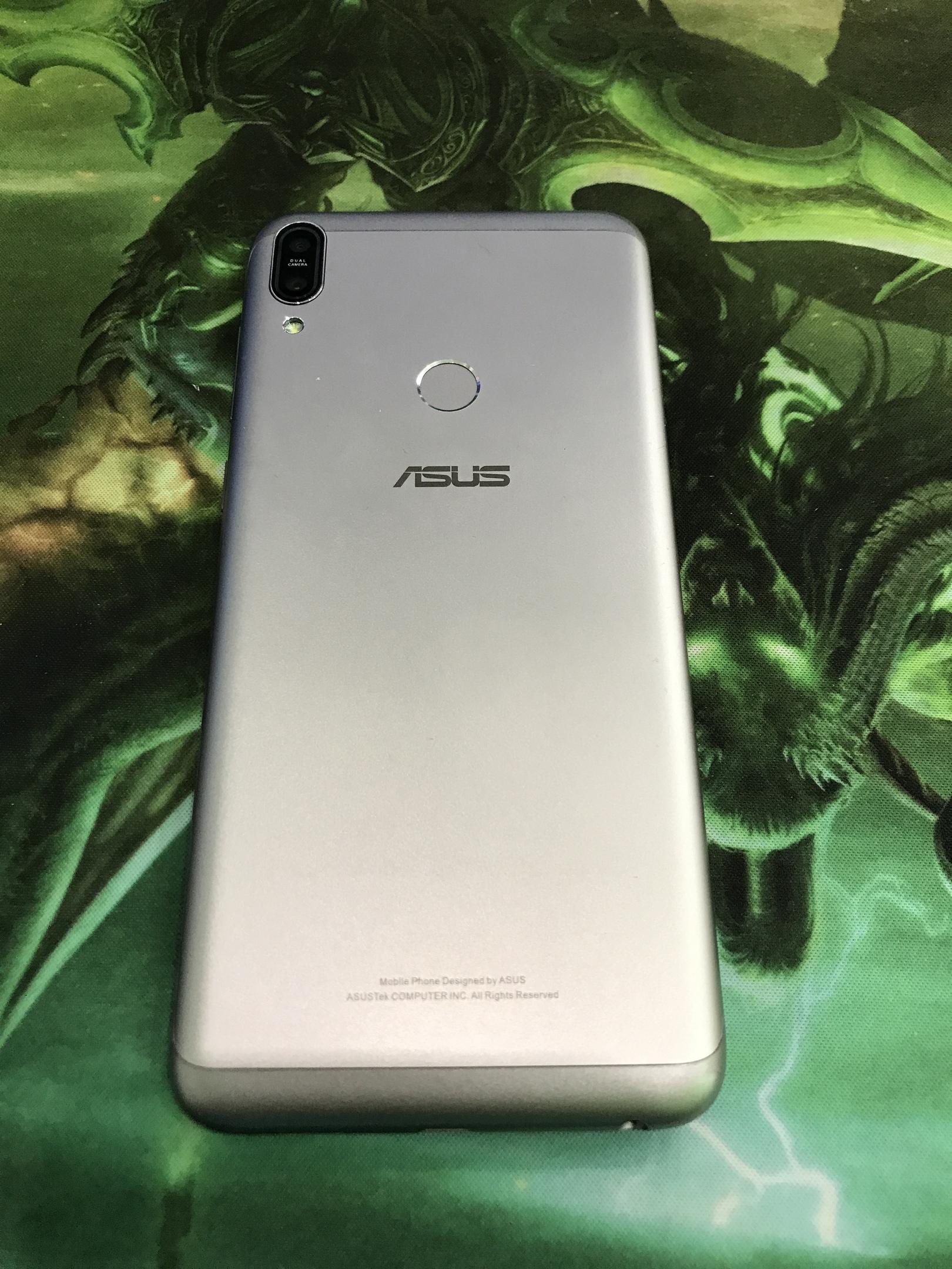 ASUS Zenfone Max Pro M1 — первый игровой на «чистом» Android