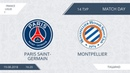 AFL18 France Ligue 1 Day 14 Paris Saint Germain Montpellier
