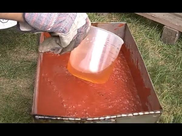 ★ Технология приготовления краски по дереву своими руками. Самодельная краска дешевле и долговечнее