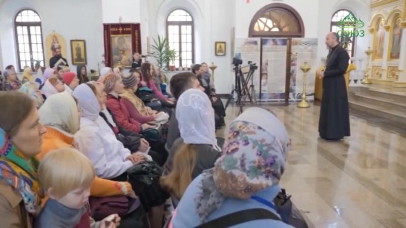 В Омской духовной семинарии впервые прошел фестиваль древнерусского певческого и