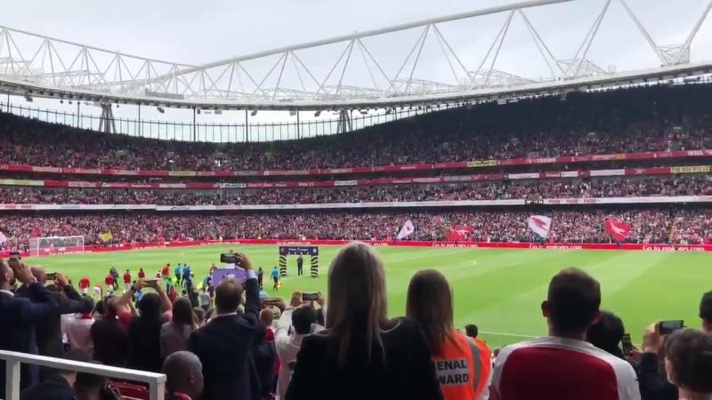 ARSMCI – The Emirates Stadium