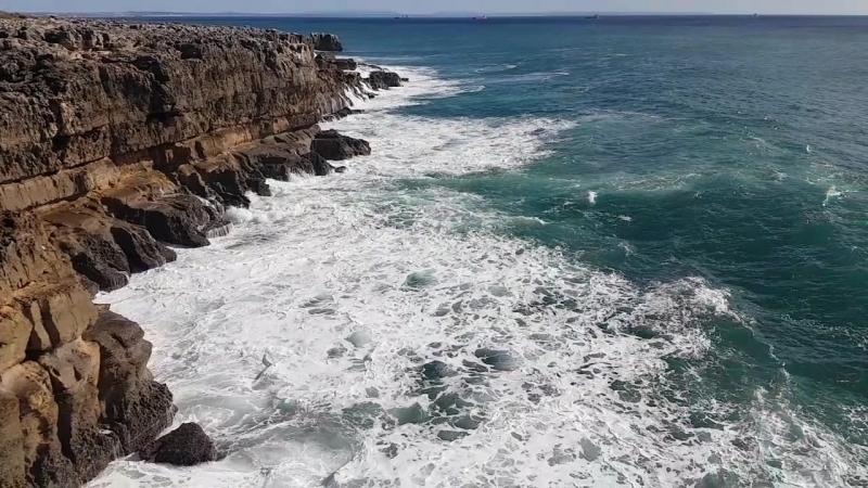 Атлантический океан. Кашкайш