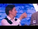 Фокусник Андрей Позняков в гостях у «Неленивой субботы». 14.07.18