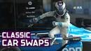Goodbye Car Swaps! A Slow Motion Tribute | ABB FIA Formula E Championship