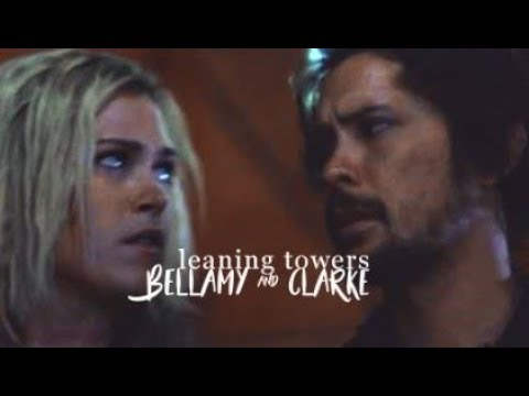 Bellamy Clarke | I belong to you and surely that's enough. [5x05]