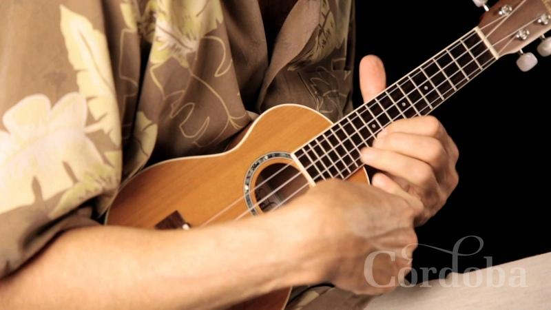 Cordoba 15SM Soprano Ukulele (Summer Samba)