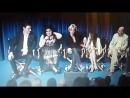Говорят о свадебном эпизоде «Остина и Элли» на панель «Paley Center» 4 мая 2015 — вырезанный момент