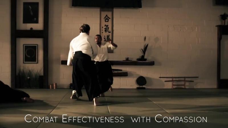 Greg OConnor Aikido Demo for Aikido Centers