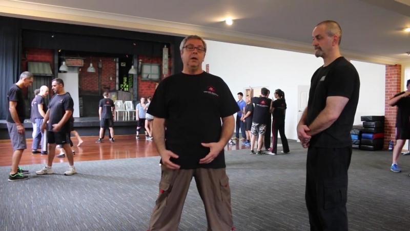 Wing Chun Structure. Sifu Tony Psaila.