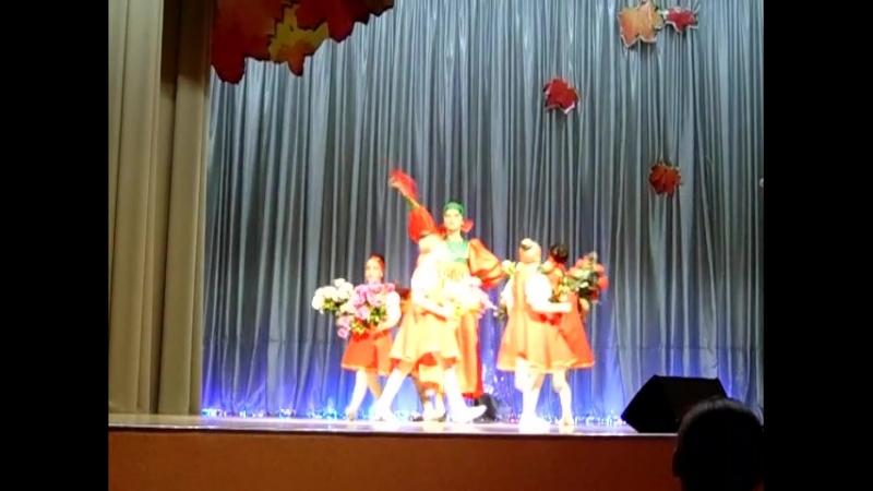 Открытие фестиваля Бабье лето