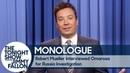 Robert Mueller Interviewed Omarosa for Russia Investigation - Monologue