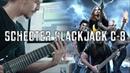 Schecter Blackjack C-8 || EZmix: Fredrik Thordendal Tones